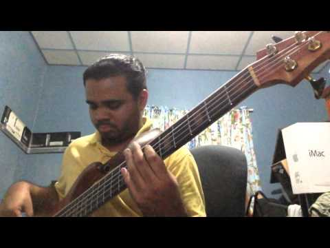 Born to Save Bass cover