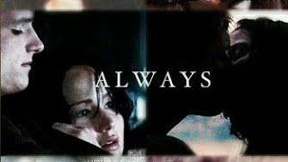 """""""Los Mejores Momentos de Katniss y Peeta"""""""