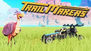 Странные страусы! | Trailmakers #2