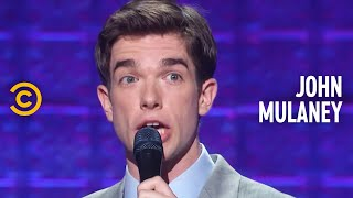 John Mulaney Is Turning Into His Mom