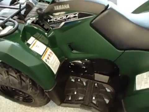 2018 Yamaha Kodiak 450 in Coloma, Michigan