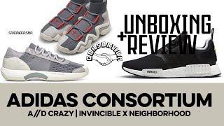 Unboxing   review Adidas Consortium Superstar Kasina   sneaker