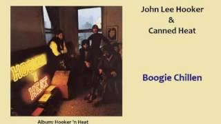 John Lee Hooker & Canned Heat Boogie Chillen
