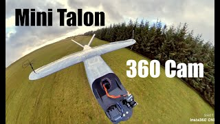 Mini Talon FPV - 360 Degree Camera