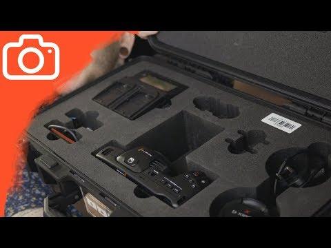 UNBOXING A TEST FILMOVÉ KAMERY! - Blackmagic Pocket Cinema Camera 4K