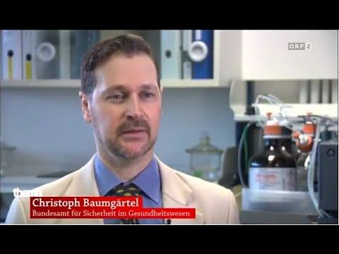 Das Peroxid bei der Thrombophlebitis