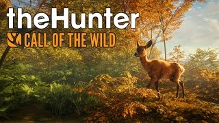 The Hunter: Call of the Wild - Fox, Squirrel, and Deer Hunting! - The Hunter Gameplay