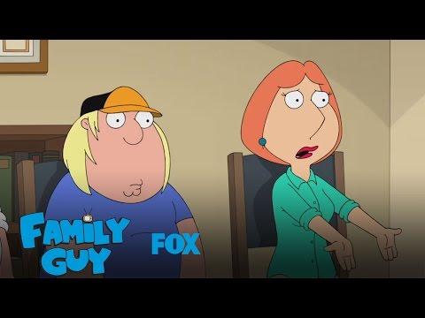 Family Guy 14.13 (Clip 'Bad News')