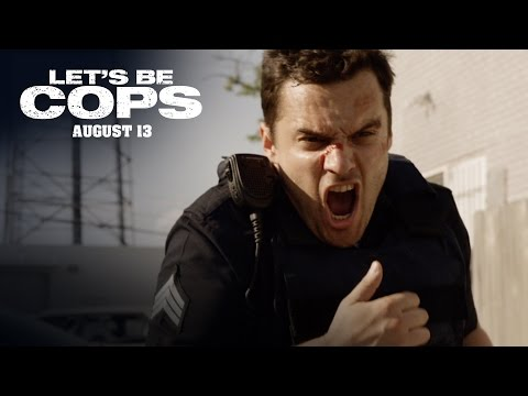 Let's Be Cops TV Spot 'Over Their Heads'