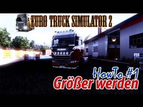 Euro Truck Simulator 2 [Tutorial] - Größer werden (1080p)