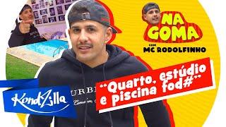 """Mansão de MC Rodolfinho – """"As vezes tem umas resenhas aqui"""" (KondZilla)"""