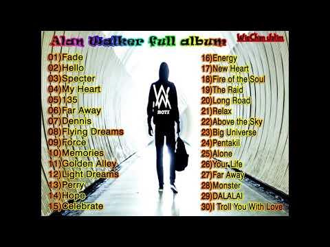 Alan walker full album terbaru 2017 PlanetLagu com