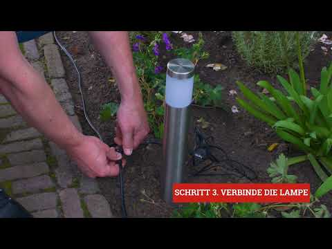 Garden Lights - Warum 12 Volt Außenbeleuchtung?