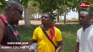 Komfo College again o..... watch and laugh 😂😂😂😂😂😂😂😂😂