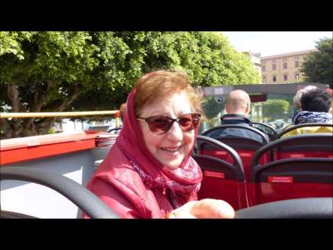 Giro Turistico per la Citt�  - Palermo 24 Aprile 2017
