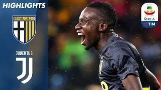 Parma 1-2 Juventus [HighLights]