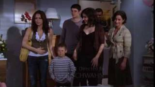 One Tree Hill 6x24 Peyton wakes up from coma