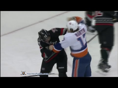 Brett Bellemore vs. Matt Martin