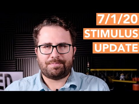 Stimulus Update 7/1/20: IRS Chief Questioned About Stimulus Checks