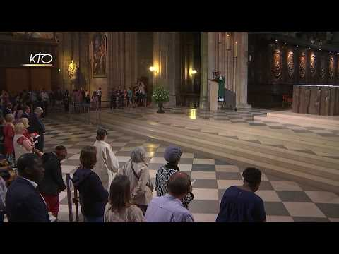 Messe du 9 juin 2017