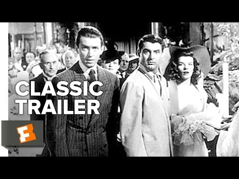The Philadelphia Story (1940) Official Trailer - Cary Grant, Jimmy Stewart Movie HD Mp3