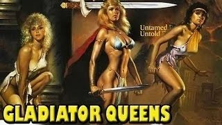 Gladiator Queens  Full Hollywood Super Dubbed Hindi Thriller Film  HD Latest Movie 2016
