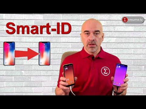 Kā pārcelt Smart ID uz jaunu tālruni