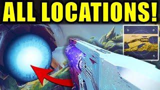 ALL Savathuns Eyes Locations! - Ruinous Effigy Catalyst | Destiny 2