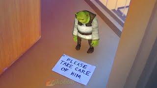 Raising Shrek