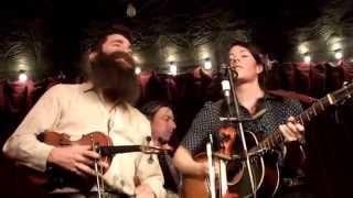 Washington & Lee Swing County - Corn Potato String Band - Live at Jalopy, 4 April 2015