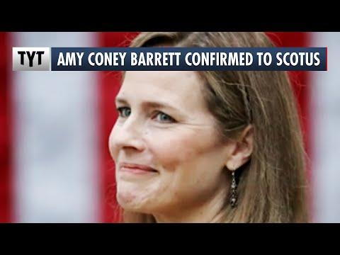 Senate Confirms Amy Coney Barrett to Supreme Court