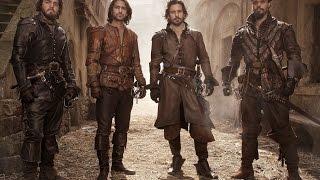 D'Artagnan's underwater stunt - The Musketeers: Series 2 - BBC One