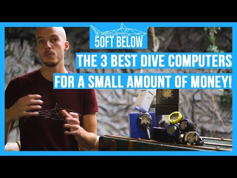 Scuba Gear Review: Top 3 Best Beginner Scuba Dive Computers of 2018