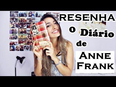 O Diário de Anne Frank ? Resenha Literária | Fernanda Rebello