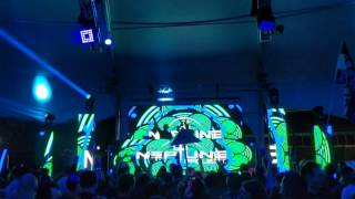 Neptune Project at Dreamstate 11/25/16 - Red Line Highway