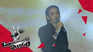 Anna Danielyan sings 'New Rules' – Gala Concert – The Voice of Armenia – Season 4