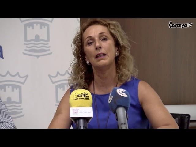 Presentación de la V Gran Fiesta Solidaria de Manos Unidas