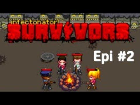 Un Zombie Enorme Me Derriba o_O | Infectonator Survivors | Epi #2