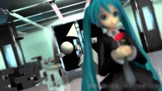 【Miku Hatsune】Saihate:Parting【VOCALOID-PV Concept Movie】
