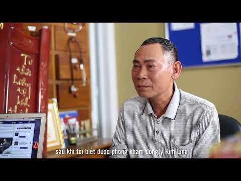 Bác Chinh ở Quỳnh Phụ, Thái Bình thuyên giảm 50% bệnh nay đến khám tại Phòng Khám và cám ơn.