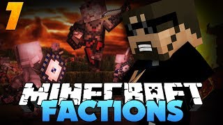 Minecraft Factions 7 - STRENGTH IN NUMBERS