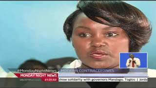 Monday Night News: Lessons on modern Contraceptives as the world marks World Contraceptives day, 26/