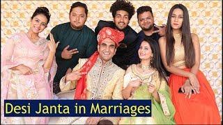 Desi Janta In Indian Weddings   | Lalit Shokeen Films |