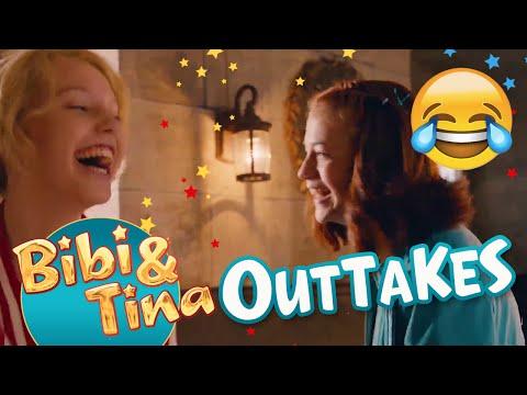 Bibi & Tina VOLL VERHEXT! - Neue unveröffentlichte Szenen | OUTTAKES