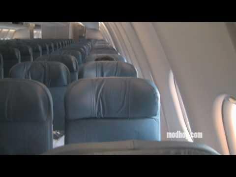 Modhop.com Review | Delta Airlines | A330-300 Economy | Seat 10A