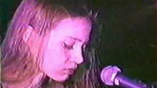 Fiona Apple -- Never Is a Promise -- 9 Novembre 1996 -- Paris