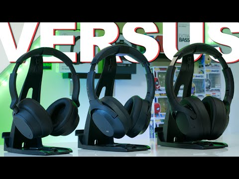 External Review Video oCq8d3-5l2Q for Razer Opus Wireless Headphones with THX Certification & Active Noise Cancellation