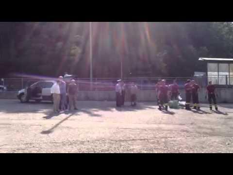 Operai svenuti in una cisterna a Castiglione
