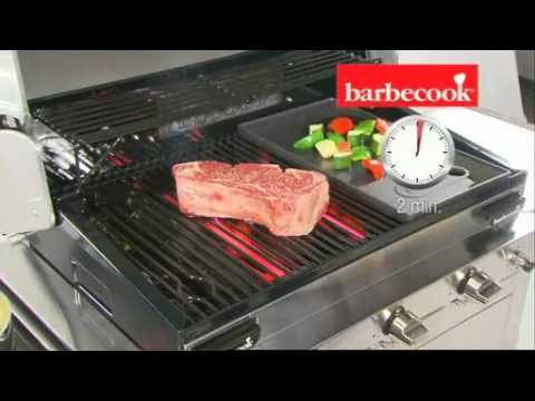 Barbacoa a gas Barbecook Brahma 5.2
