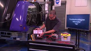 Troubleshooting an Alternator – HD